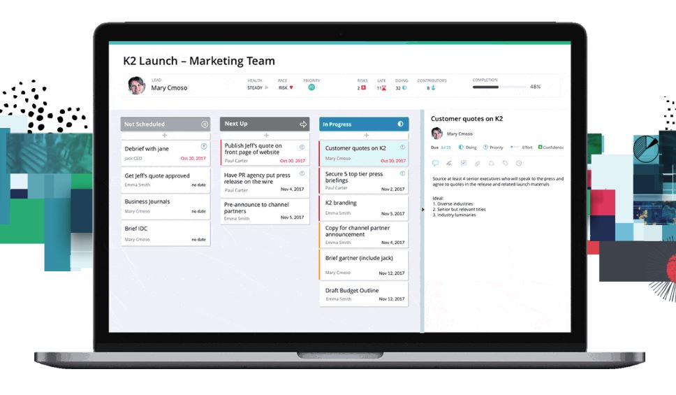 Microsoft Ventures invests in Workboard, a leader in active strategy management software 1
