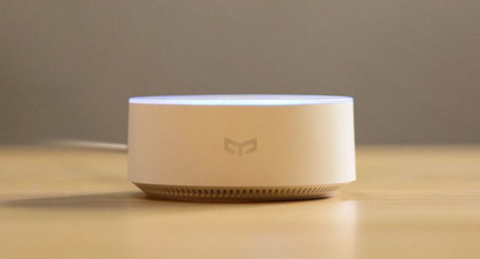 Xiaomi Launches Yeelight Voice Assistant To take on Amazon Eco Dot