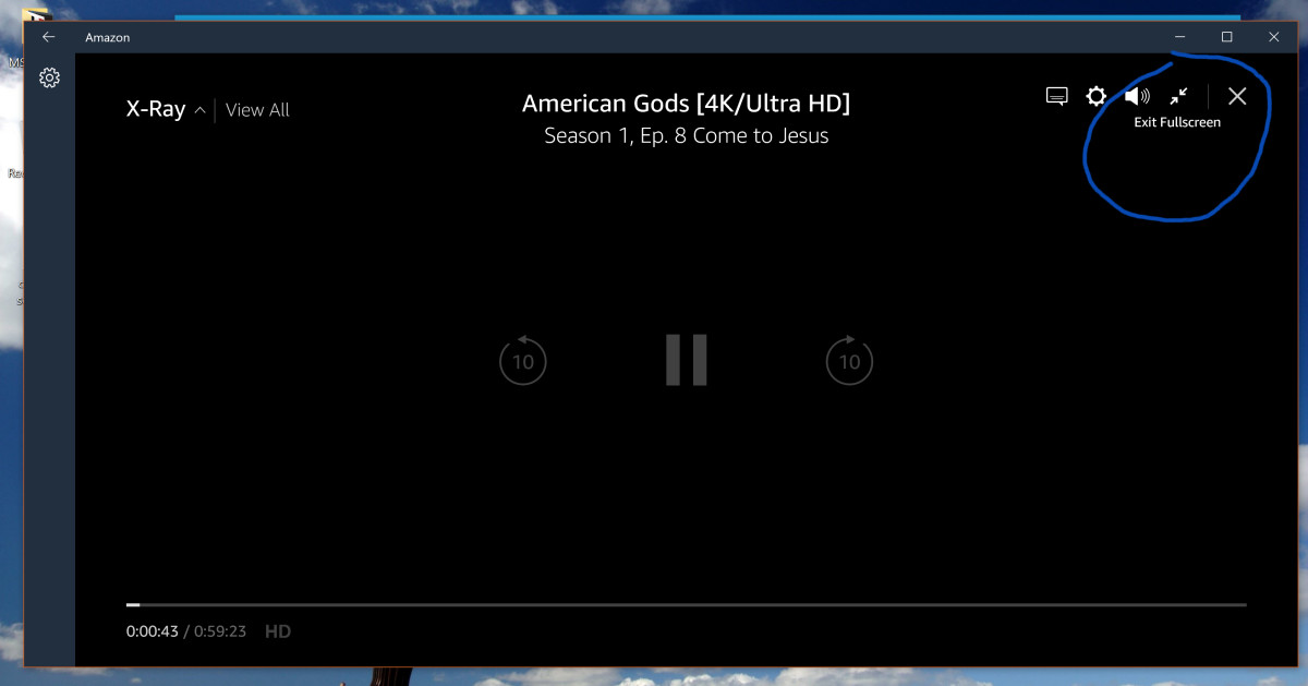 prime video app for windows 10