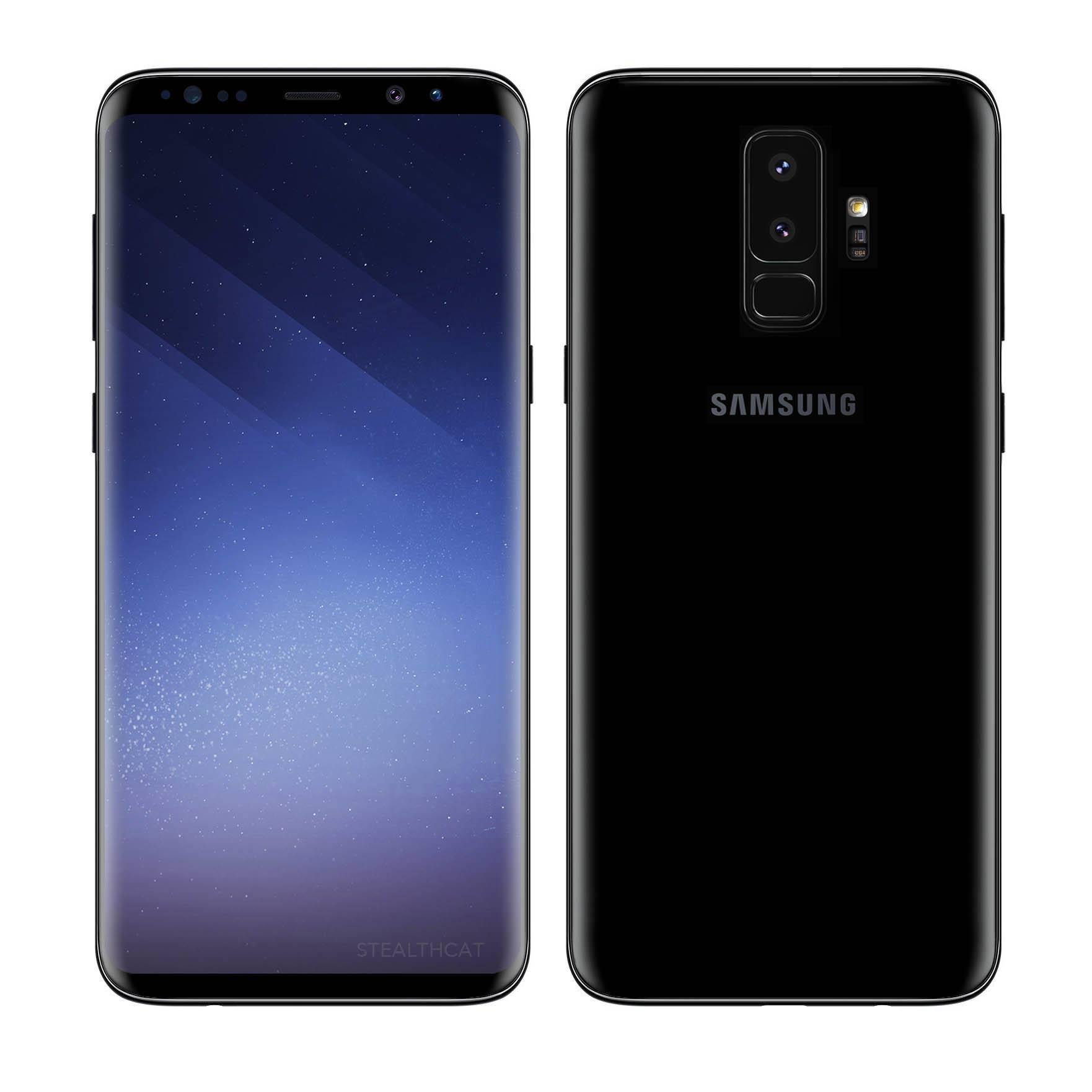 component leak confirms an important samsung galaxy s9. Black Bedroom Furniture Sets. Home Design Ideas