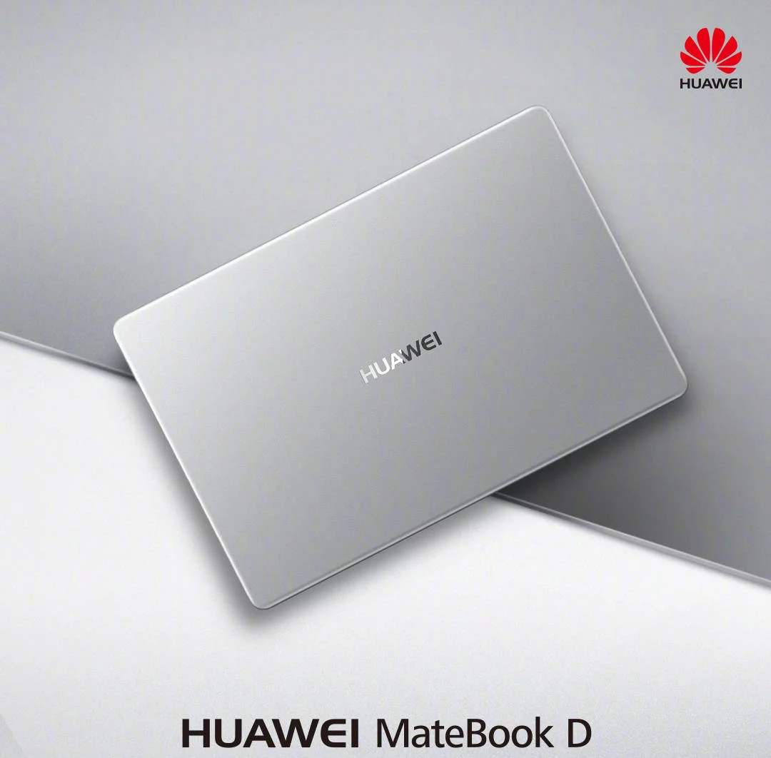 Huawei MateBook D (2018) with Windows 10 launched