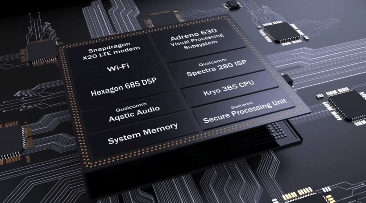 Qualcomm Snapdragon 845 Specs To Power Audio, Security, VR And Gaming Features