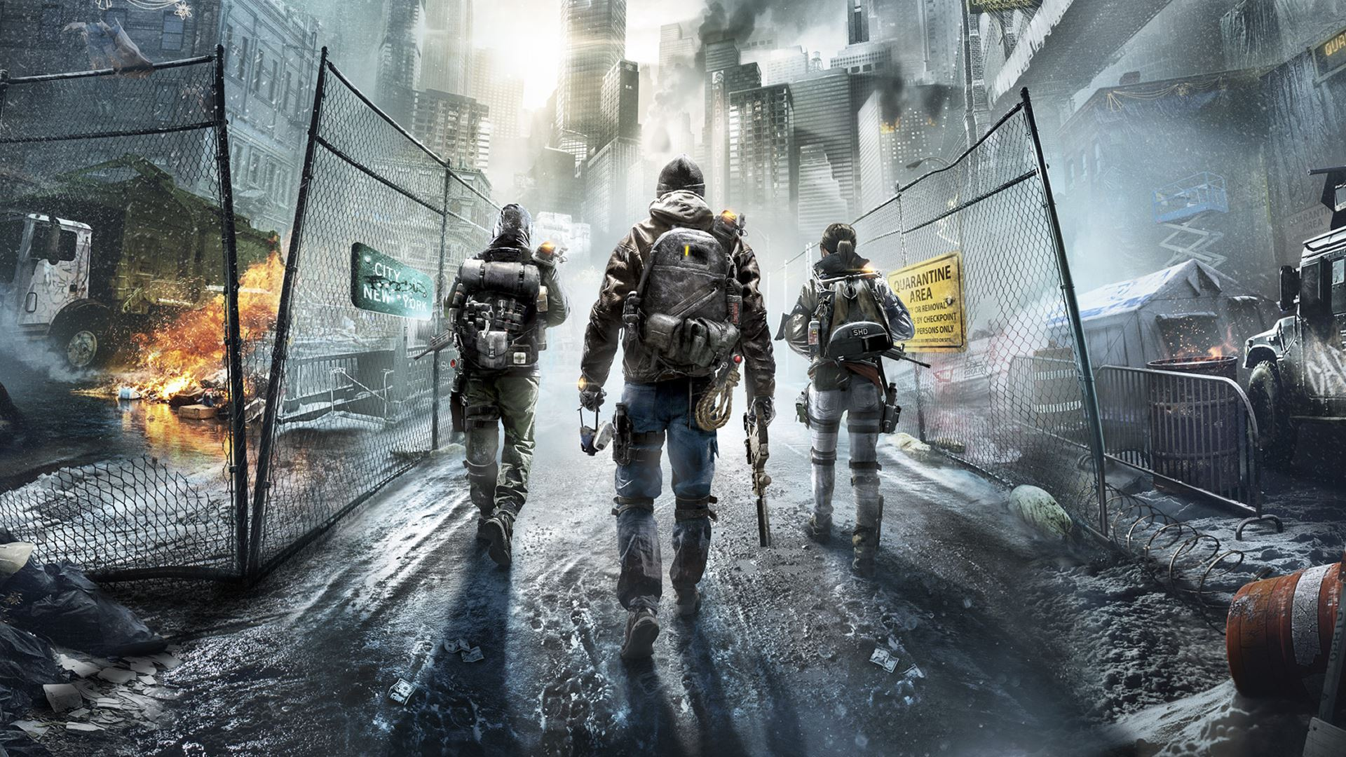 The Division update offers 4K with Xbox One X, and more