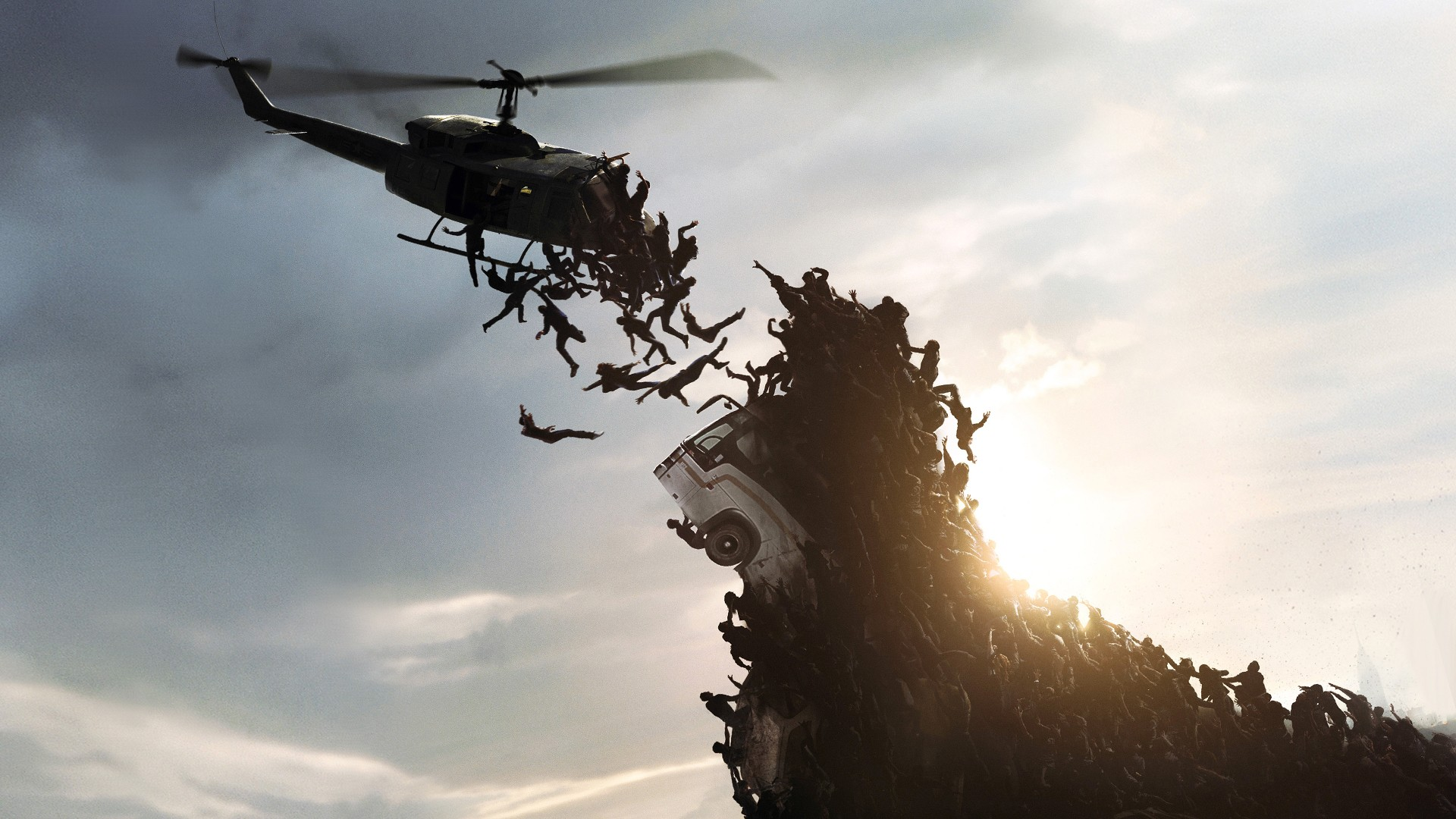 World War Z Game Announced For Xbox One