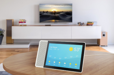 Lenovo's Smart Display with Google Assistant now available in the US 4
