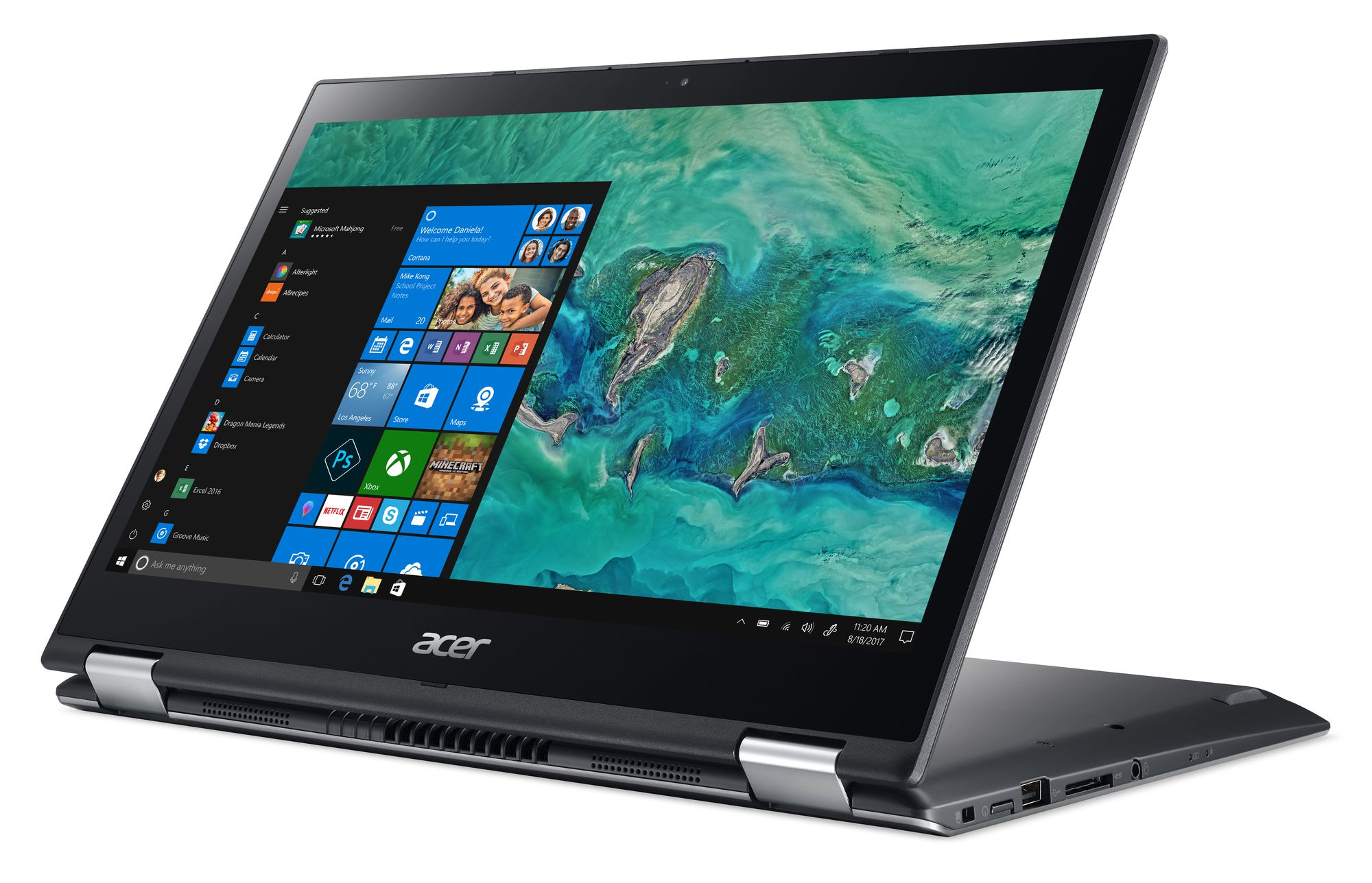 acer 39 s affordable spin 3 convertible packs a punch mspoweruser. Black Bedroom Furniture Sets. Home Design Ideas