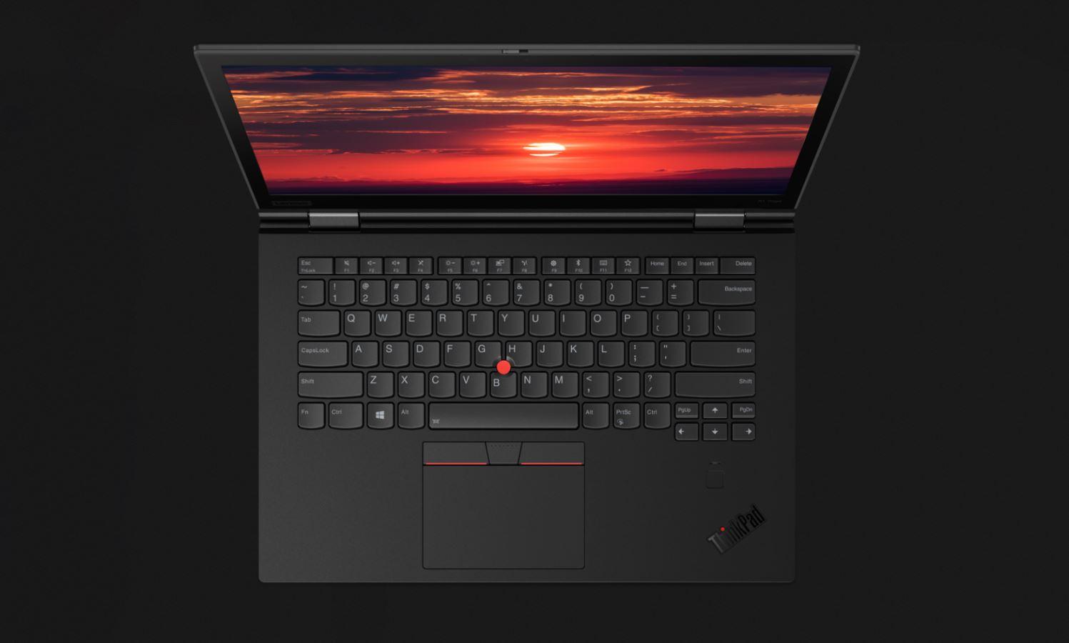 Lenovo Reveals Next Gen Thinkpad X1 Yoga With Wake On