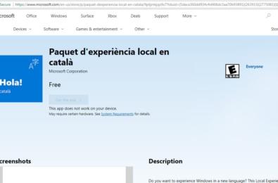 Microsoft brings Windows Language Packs to Microsoft Store 7