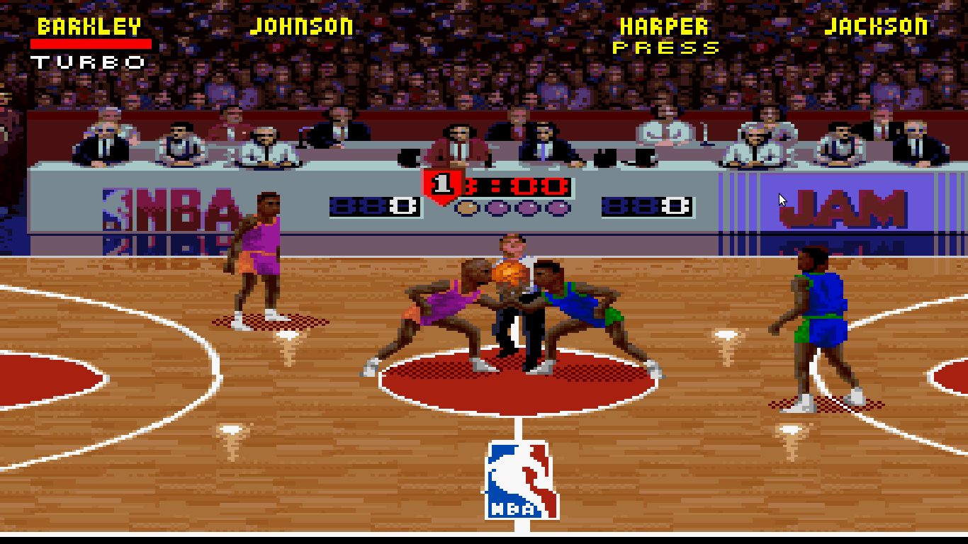 Rumour: Microsoft to revive NBA Jam for the 25th anniversary
