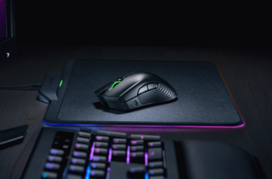 Razer reveals world's first battery-less wireless gaming mouse 14