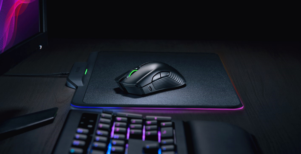 Razer reveals world's first battery-less wireless gaming mouse