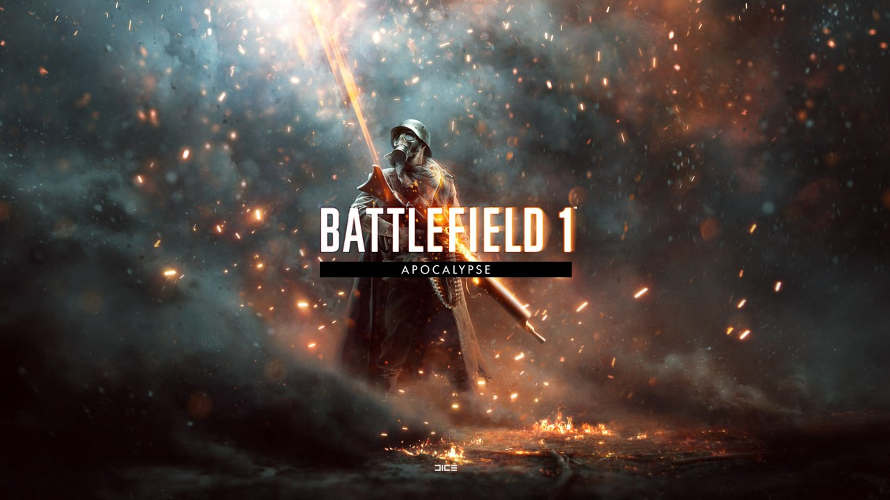 Battlefield 1 Apocalypse DLC Comes Next Month, Includes Five New Maps