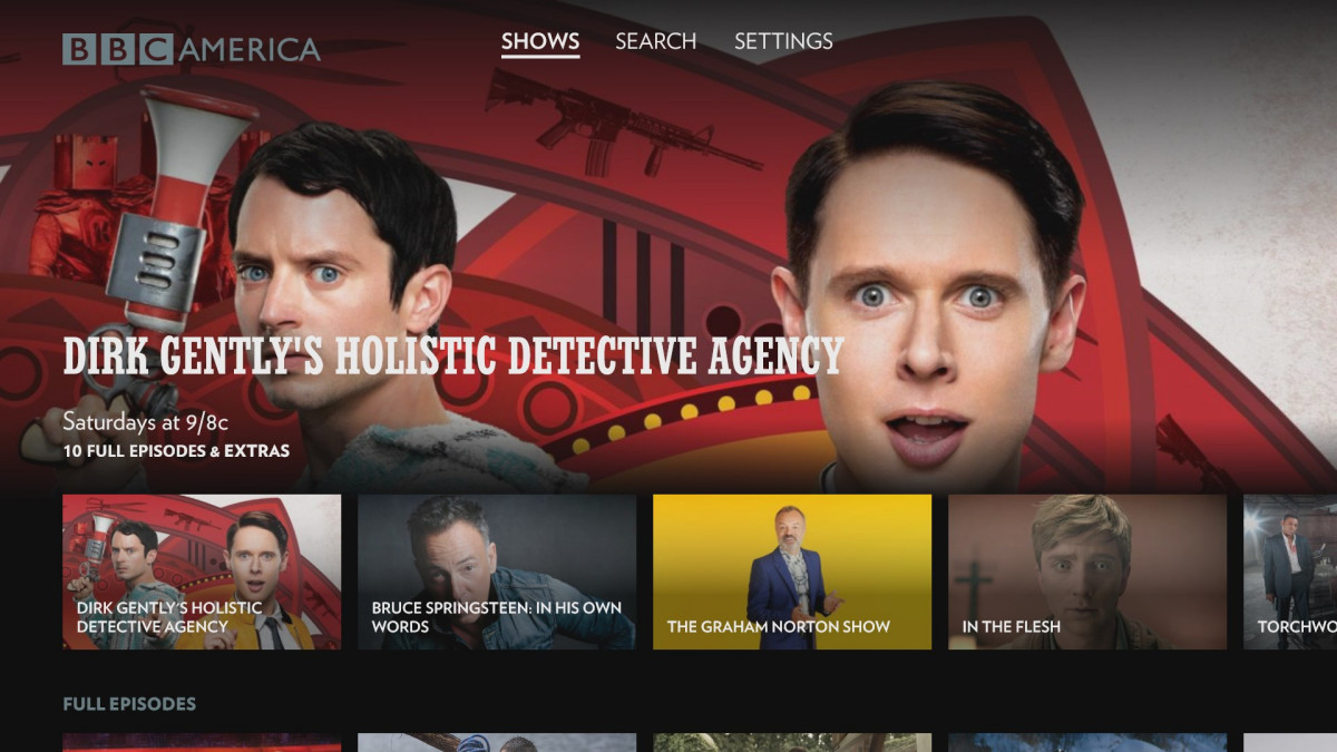BBC America App now available for Xbox One users