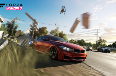 Forza Horizon 3 Xbox One X update is rolling out today, adds 4K resolution support 8