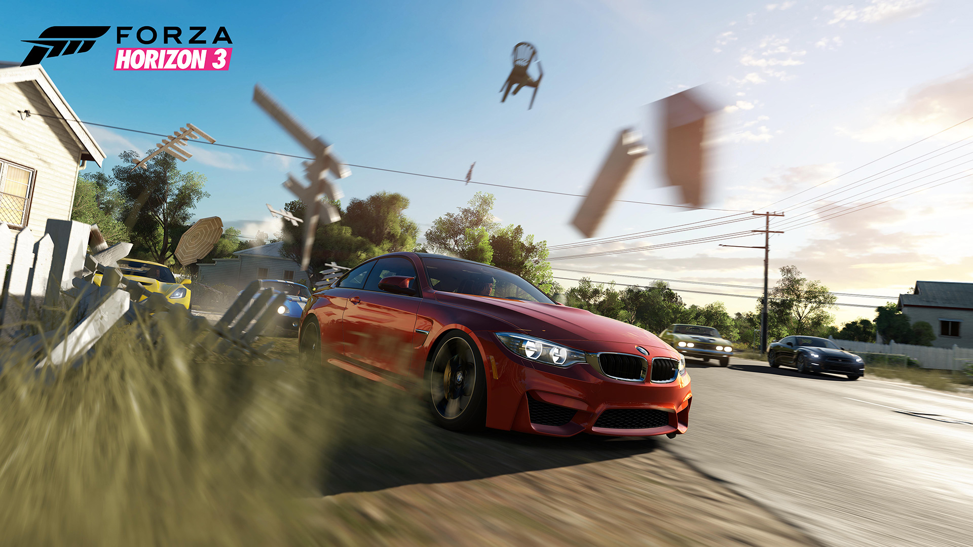 Forza Horizon 3 Xbox One X Update Is Rolling Out Today Adds 4K Resolution Support