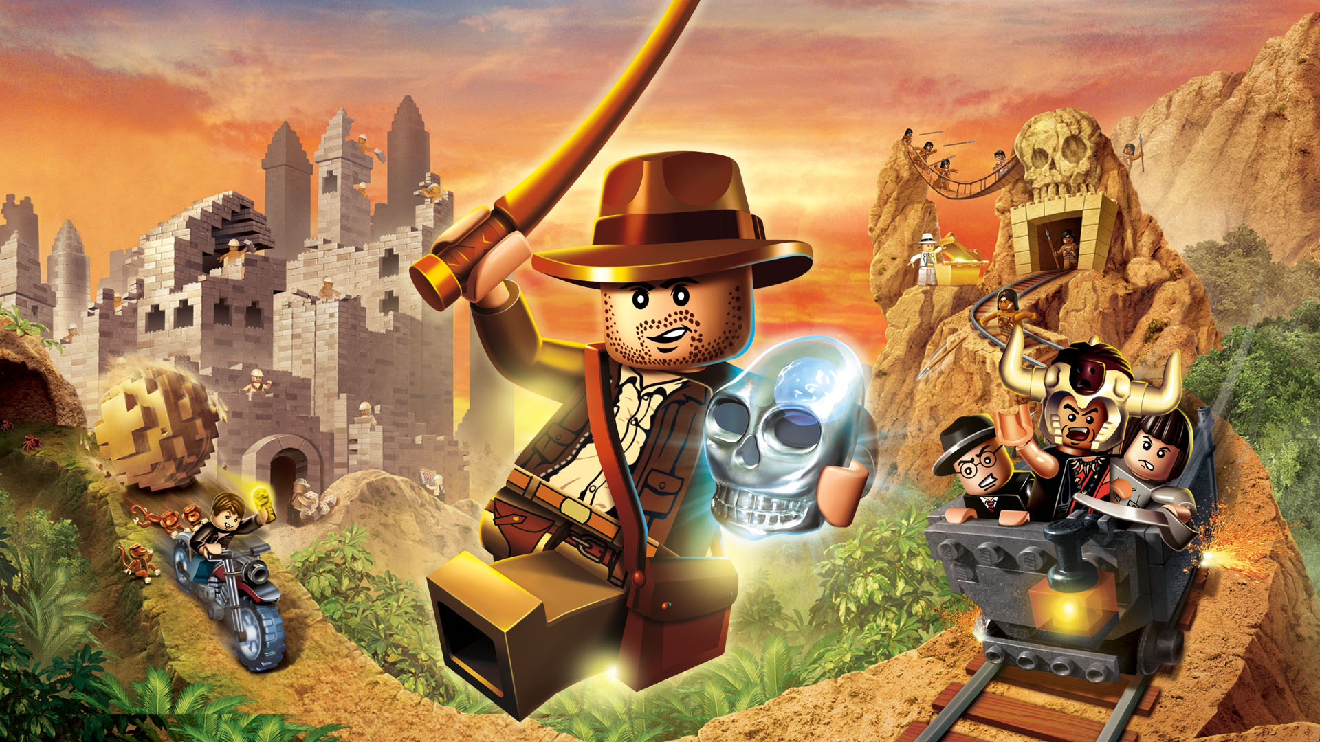 photo image SMITE and LEGO Indiana Jones 2 are now free through Games with Gold