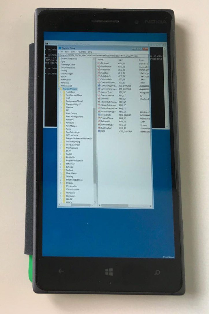 android into a windows hacking device