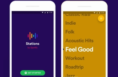 Spotify has a new stations streaming app on Android 18