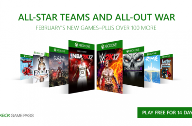 Fable Anniversary, Halo Wars 2 and more games are coming to Xbox Game Pass in February 1