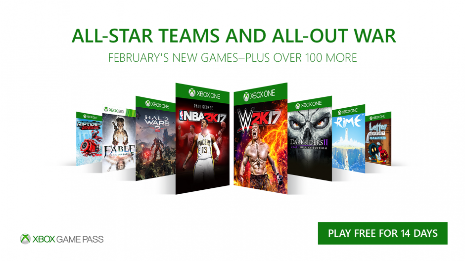Fable Anniversary, Halo Wars 2 and more games are coming to Xbox Game Pass in February - MSPoweruser