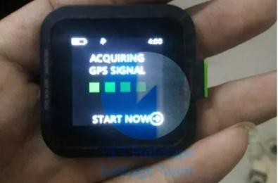 Microsoft's Xbox Smartwatch caught on video 4