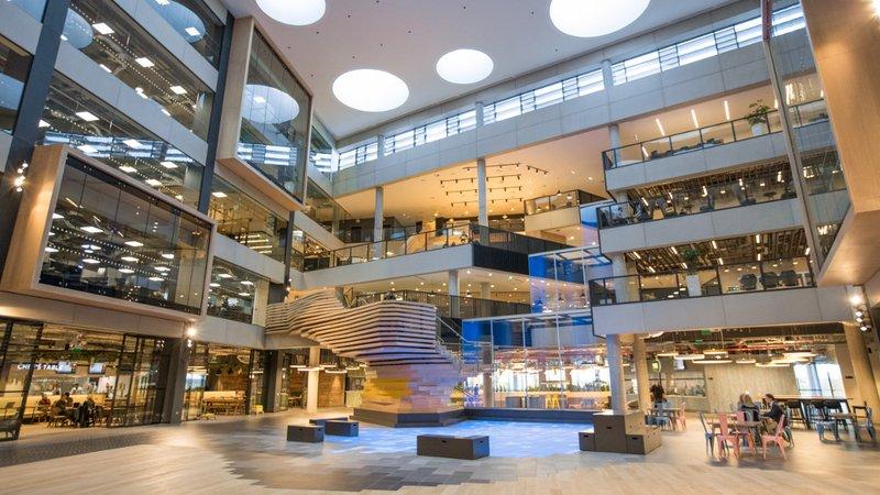 Microsoft Building  Dublin