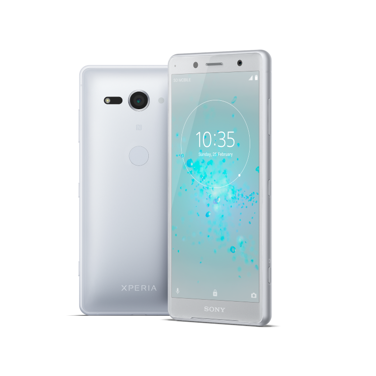 Sony finally unveils a flagship mobile device with a revamped design 1
