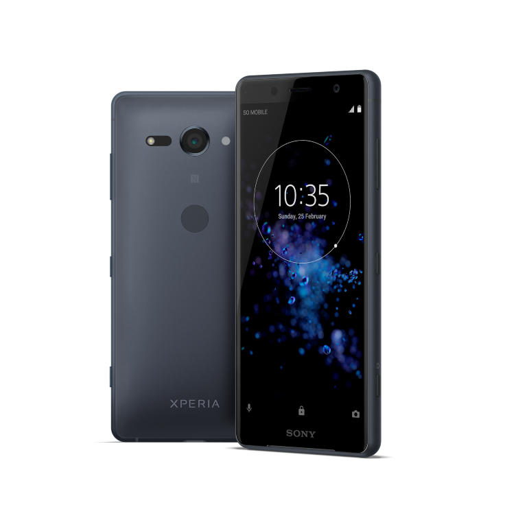 Sony finally unveils a flagship mobile device with a revamped design 6