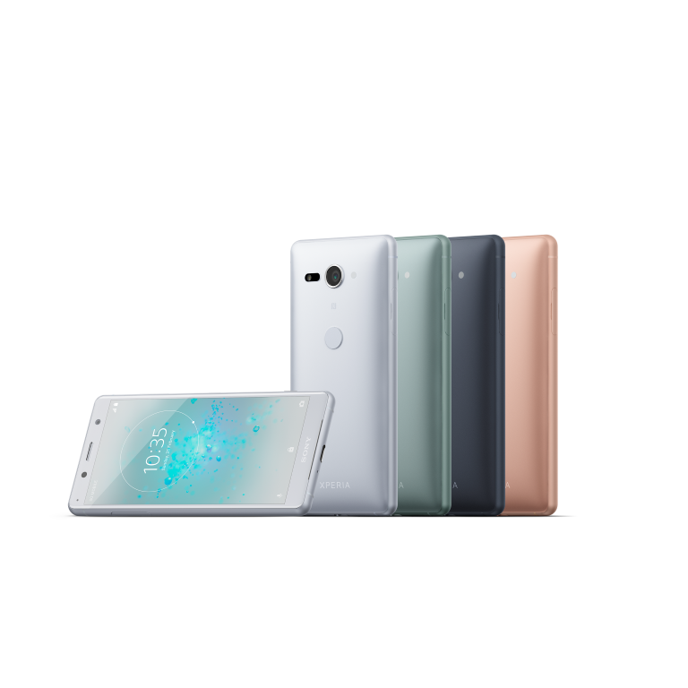 Sony finally unveils a flagship mobile device with a revamped design 8