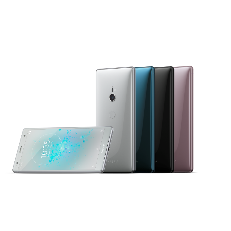 Sony finally unveils a flagship mobile device with a revamped design 9