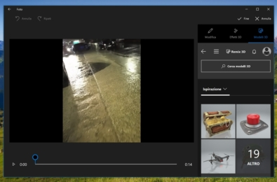 Remix 3D part of the Photos app updated with UI improvements 9
