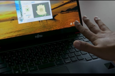 Fujitsu partners with Microsoft for building Windows 10 devices with palm vein authentication support 5