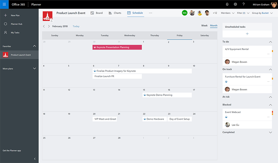 Microsoft Planner now supports Guest Access 1