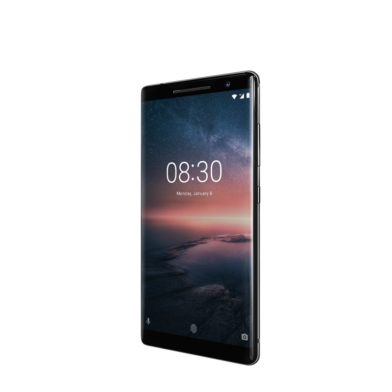 Nokia tries to take on Samsung Galaxy S9 with its new Nokia 8 Sirocco 4