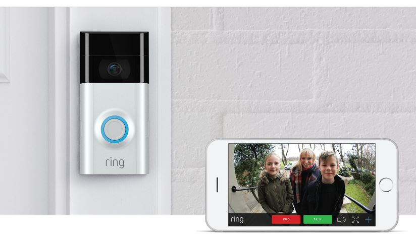 Amazon buys smart doorbell maker