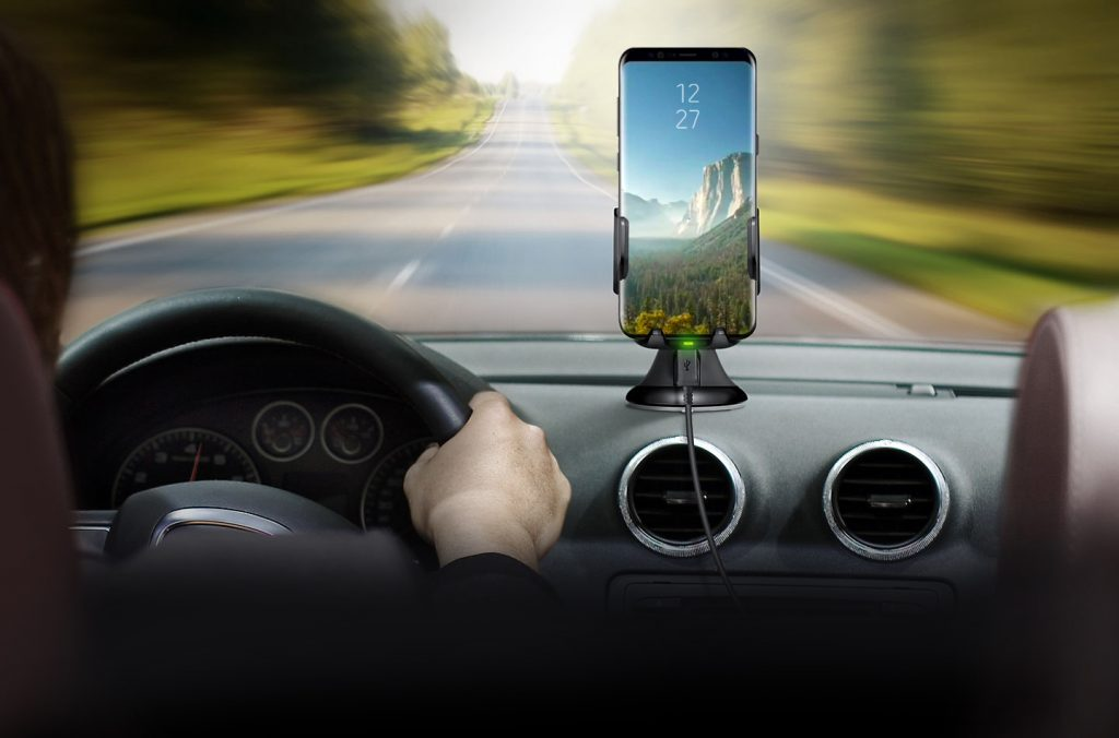 samsung patents improved wireless car charger for galaxy. Black Bedroom Furniture Sets. Home Design Ideas