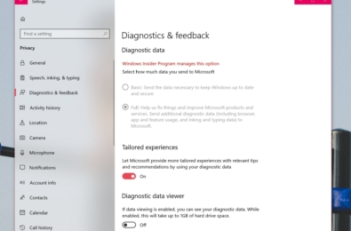 How to use Windows 10's new diagnostic desktop viewer 3