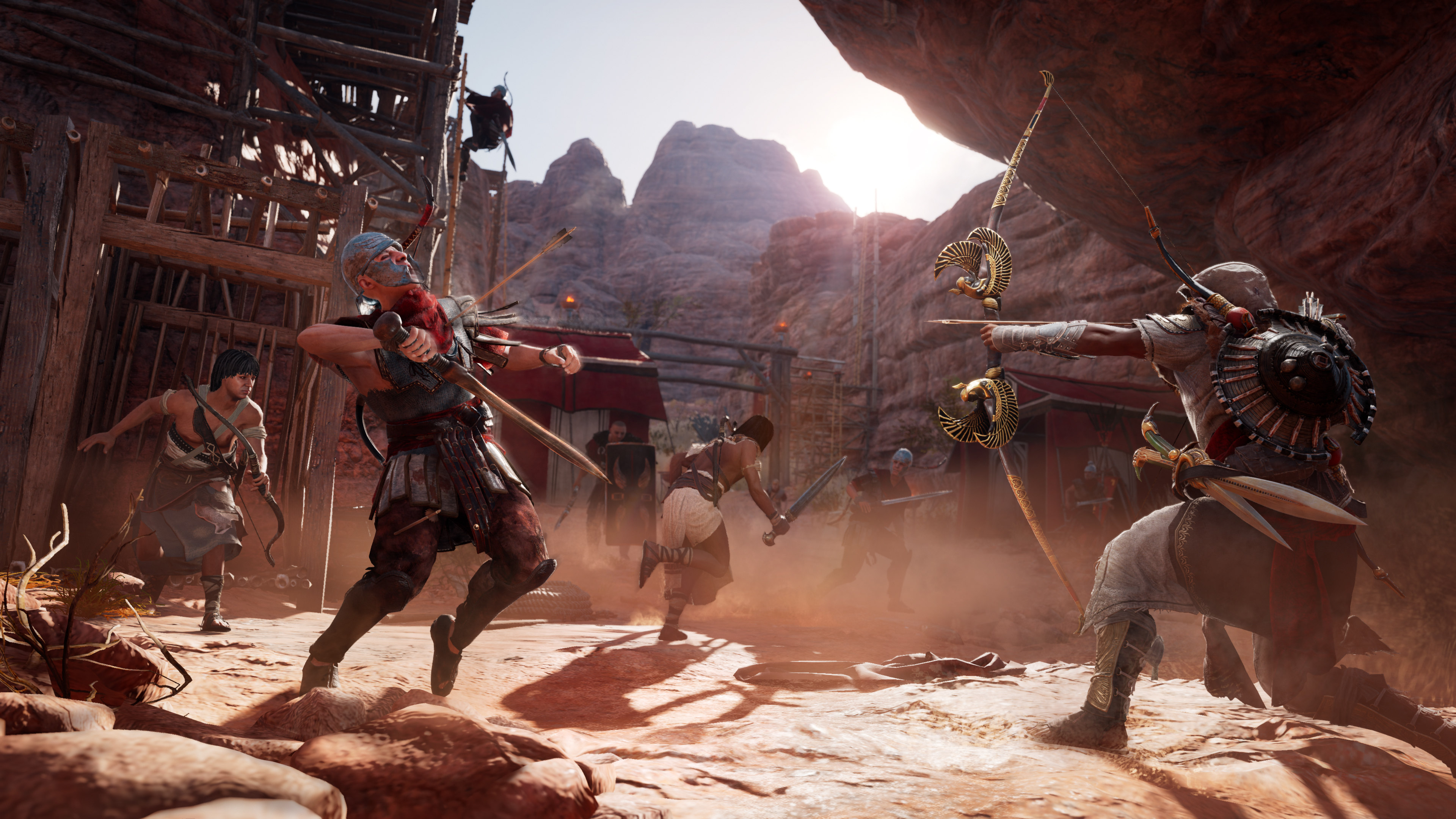 Assassin's Creed Origins Adds Game Plus With Discovery Tour Mode Today