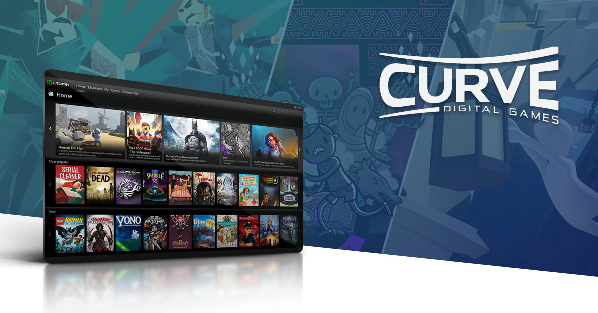 PC gaming service Utomik partners with Curve Digital to bring award-winning indie games to its catalogue 1