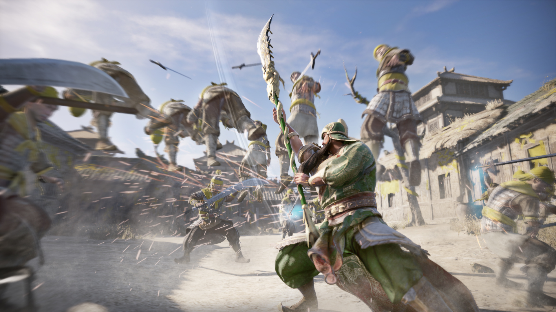 Top 5 games coming to Xbox One next week include Kingdom Come: Deliverance and Dynasty Warriors 9 3