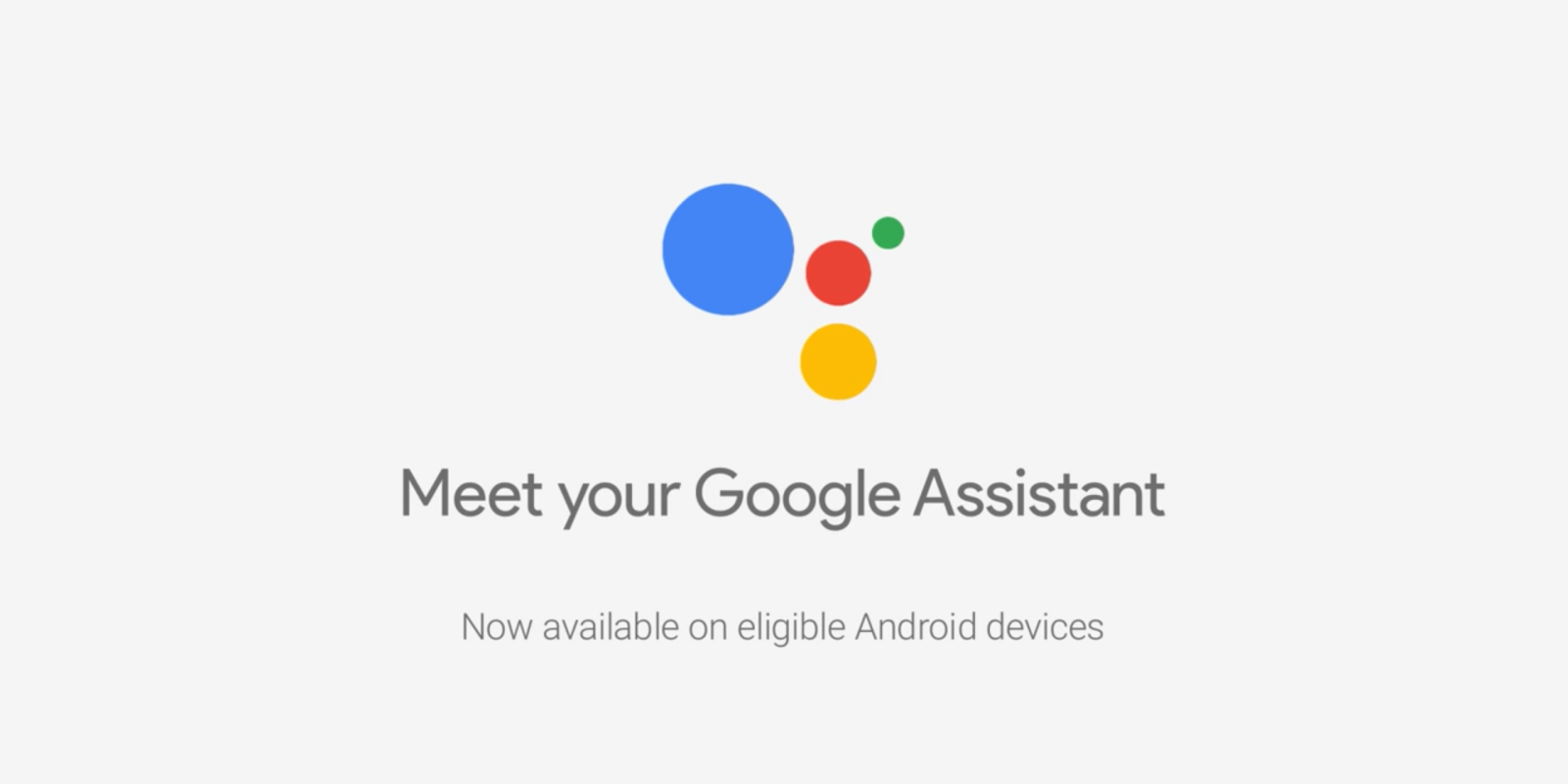 google announces major upgrade for google assistant during