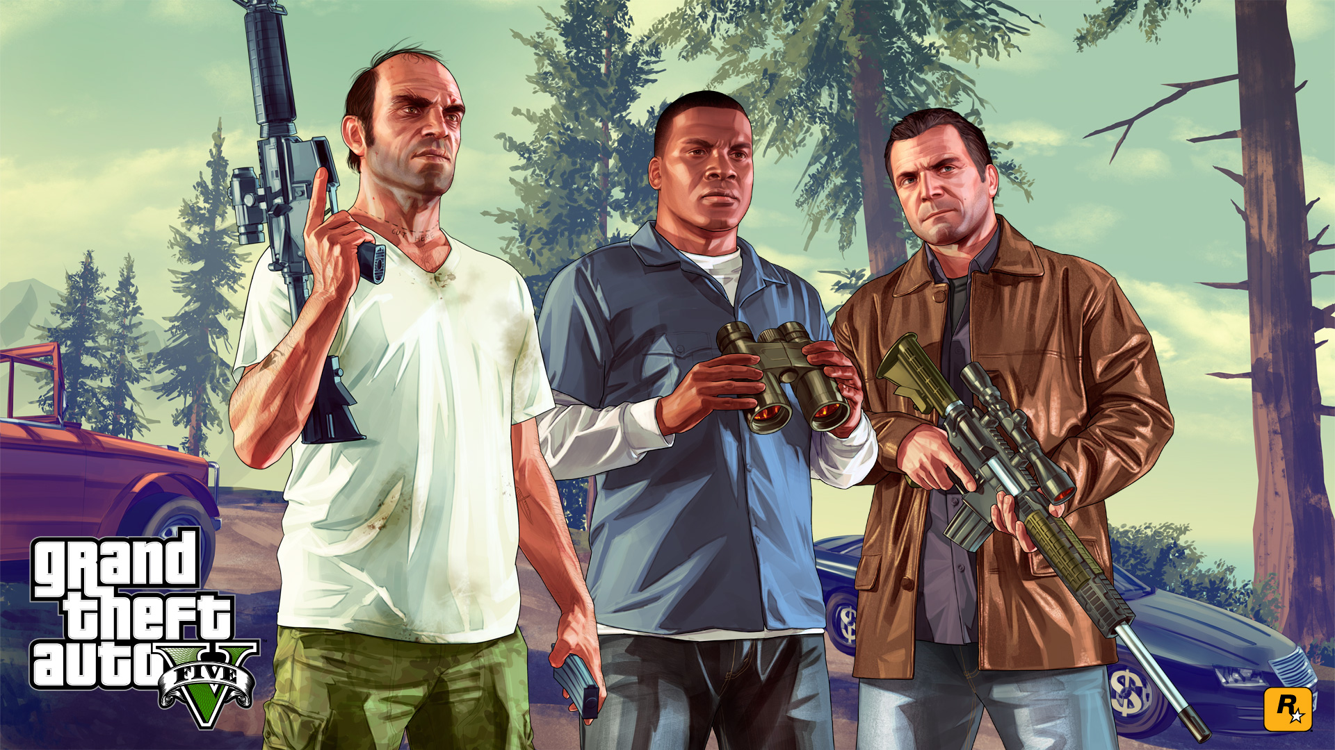 GTA 5 Has Sold More Than 90 Million Copies