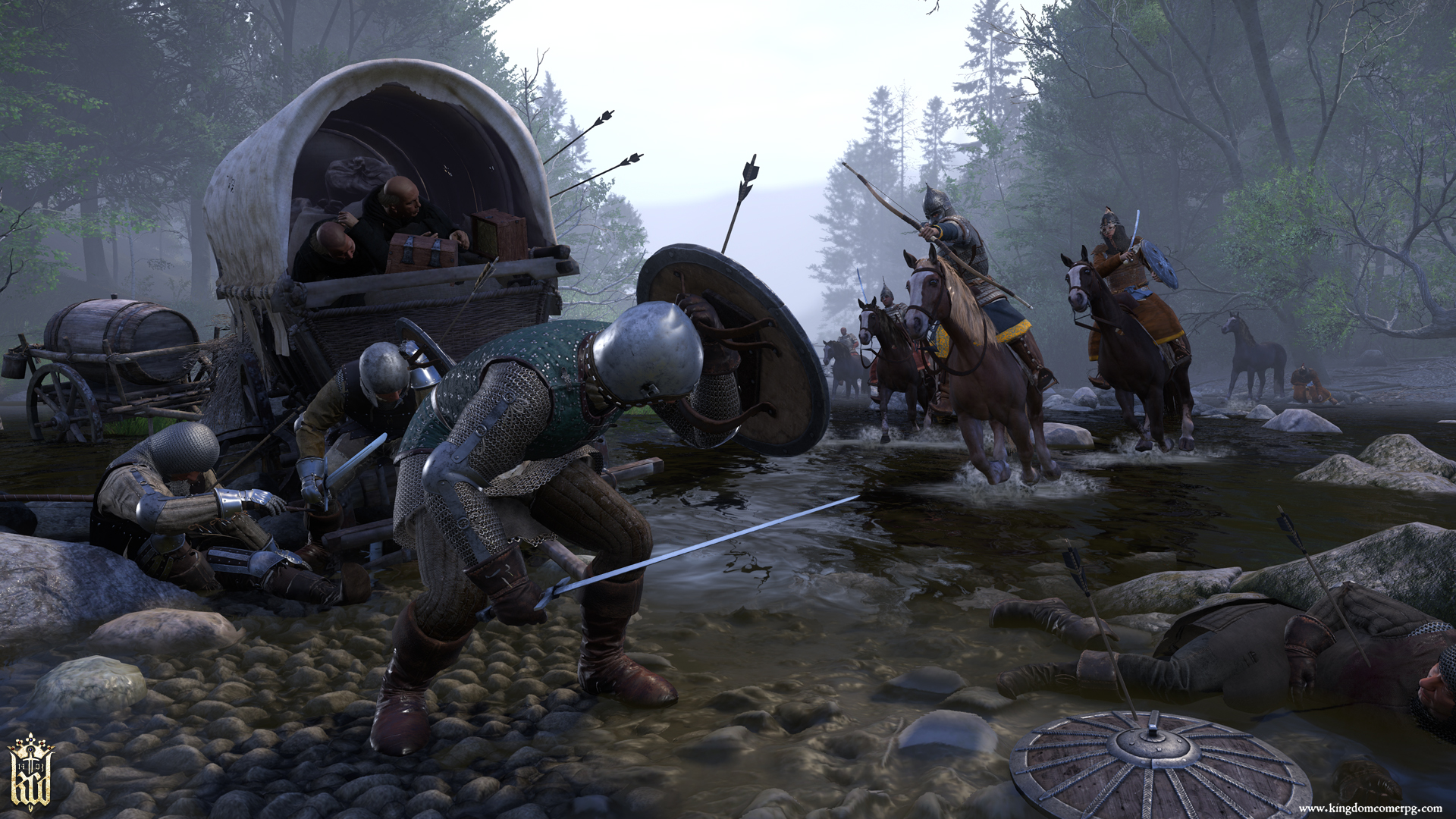 Review: Kingdom Come: Deliverance — Realism at a cost 3
