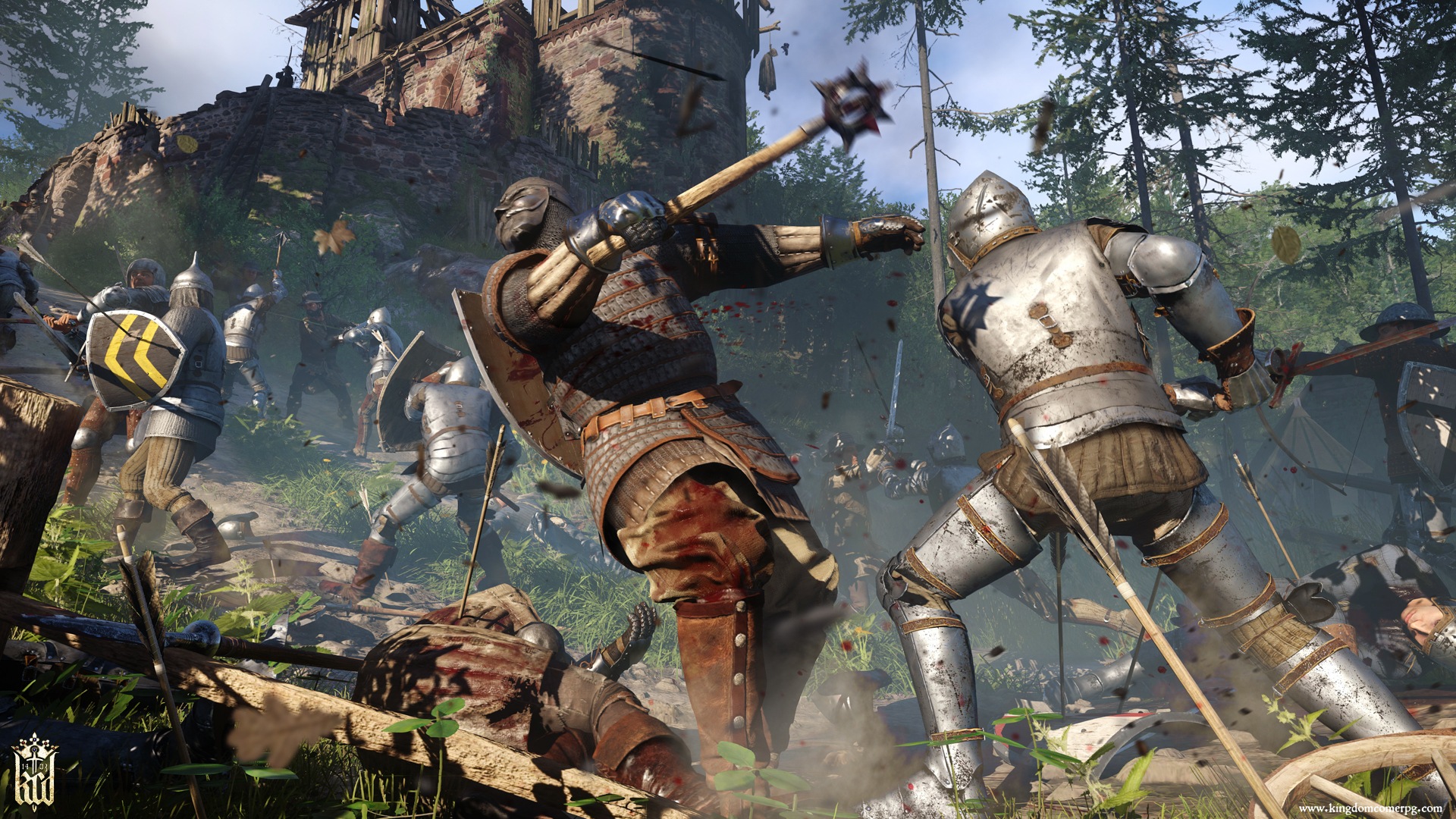 Top 5 games coming to Xbox One next week include Kingdom Come: Deliverance and Dynasty Warriors 9