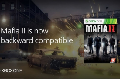 Mafia II and Prey are coming to Xbox One backward compatibility today 17