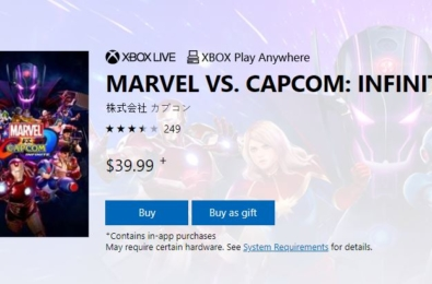 Marvel vs. Capcom: Infinite is now an Xbox Play Anywhere title 8