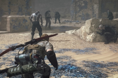 Metal Gear Survive is now available on Xbox One 13
