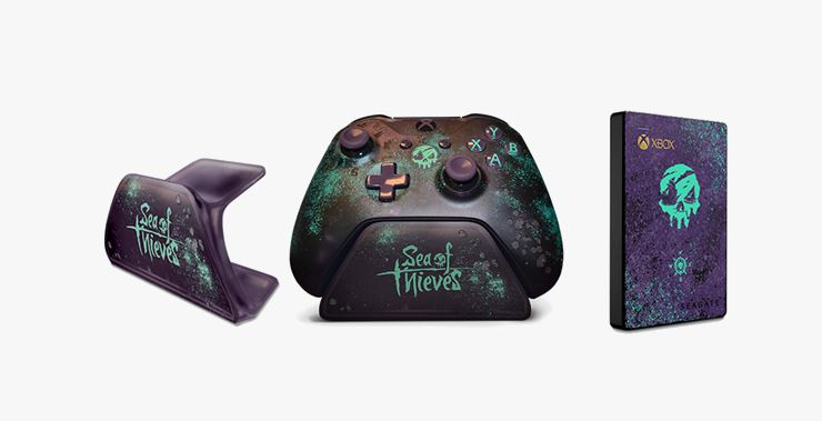 New Sea Of Thieves Xbox Accessories Coming Soon Mspoweruser