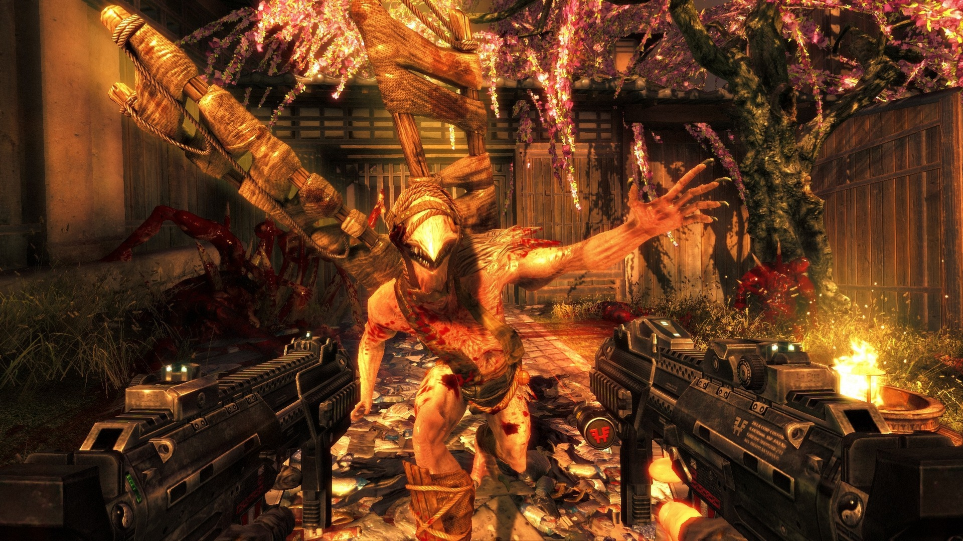 Shadow Warrior and Split/Second are now free through Games