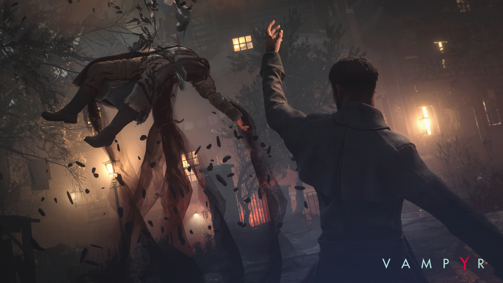 Top 5 Games Coming To Xbox One Next Week Include Vampyr And